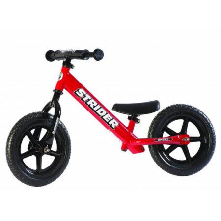 Беговел-Strider-12-Sport-красный